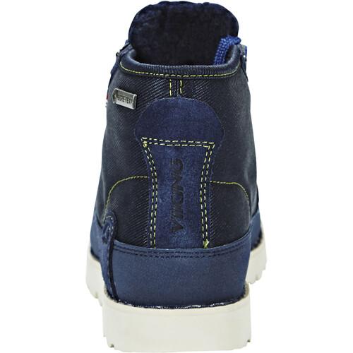 Viking Footwear Maur GTX - Chaussures Enfant - bleu sur campz.fr ! Bon Marché De Nouveaux Styles lC4Bi8p2BR
